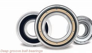 AST FRW3ZZ deep groove ball bearings