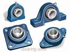 ISO UKF207 bearing units