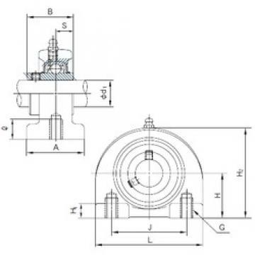 NACHI UCPA210 bearing units