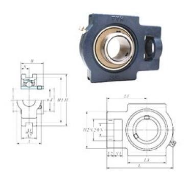 FYH UCT210-31E bearing units