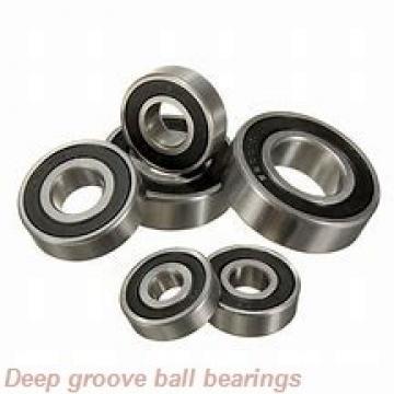 100 mm x 150 mm x 24 mm  KOYO 6020ZZ deep groove ball bearings