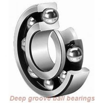 1,5 mm x 6 mm x 2,5 mm  ZEN F601X deep groove ball bearings