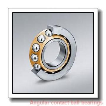 190 mm x 340 mm x 55 mm  KOYO 7238B angular contact ball bearings