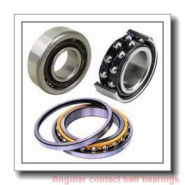 10 mm x 26 mm x 8 mm  FAG HCB7000-C-2RSD-T-P4S angular contact ball bearings