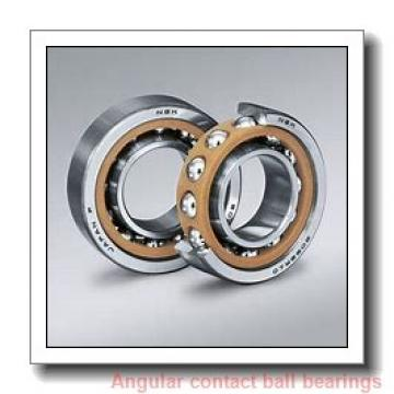 ISO 7210 CDF angular contact ball bearings