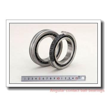 100 mm x 150 mm x 24 mm  SKF S7020 CB/P4A angular contact ball bearings