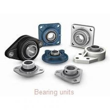 SKF TU 25 FM bearing units