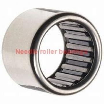 40 mm x 55 mm x 34 mm  NTN NAO-40×55×34ZW needle roller bearings