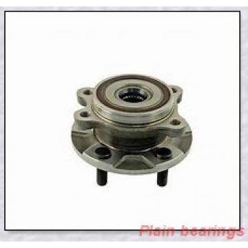 20 mm x 35 mm x 20 mm  SKF GEG 20 ES plain bearings