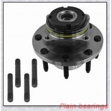 25 mm x 47 mm x 31 mm  ISB TSF 25 C plain bearings