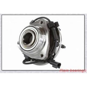 19.05 mm x 31,75 mm x 16,66 mm  NSK 7SF12 plain bearings