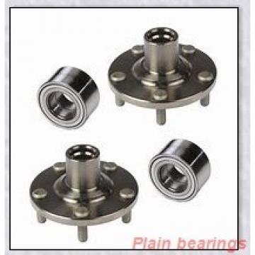 40 mm x 62 mm x 28 mm  LS GE40ET-2RS plain bearings