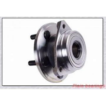 20 mm x 42 mm x 25 mm  LS GEG20N plain bearings
