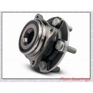 20 mm x 36 mm x 20 mm  NMB MBT20V plain bearings