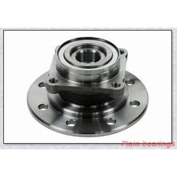 100 mm x 160 mm x 85 mm  FBJ GEG100ES-2RS plain bearings