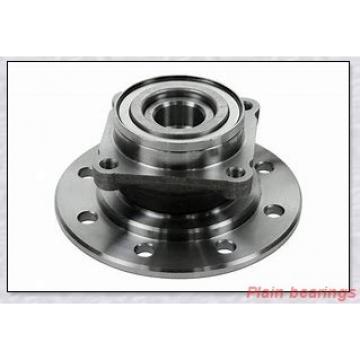 14 mm x 28 mm x 19 mm  INA GAKL 14 PB plain bearings