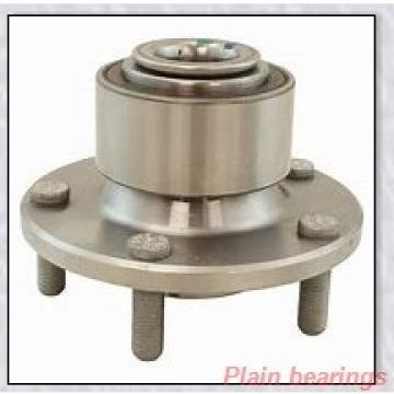 40 mm x 105 mm x 27 mm  INA GE 40 AX plain bearings