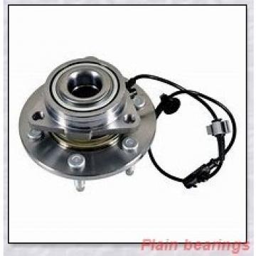 45 mm x 75 mm x 43 mm  SKF GEH45ES-2LS plain bearings