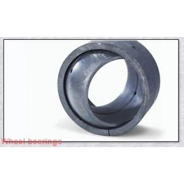 Toyana CX258 wheel bearings