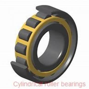 160 mm x 290 mm x 48 mm  NACHI NJ 232 cylindrical roller bearings