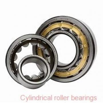 95 mm x 170 mm x 43 mm  NKE NU2219-E-TVP3 cylindrical roller bearings