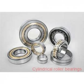 75 mm x 115 mm x 20 mm  ISO NUP1015 cylindrical roller bearings