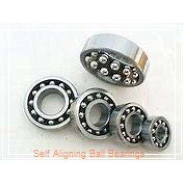 90 mm x 190 mm x 43 mm  NKE 1318 self aligning ball bearings