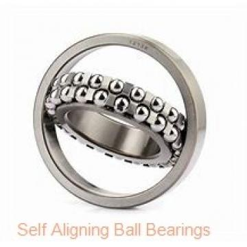 90 mm x 190 mm x 43 mm  NSK 1318 K self aligning ball bearings