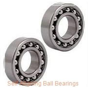 55 mm x 100 mm x 25 mm  NKE 2211-2RS self aligning ball bearings