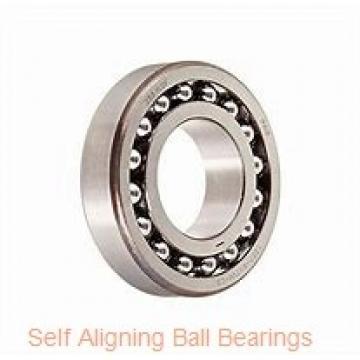 100 mm x 215 mm x 47 mm  NACHI 1320K self aligning ball bearings