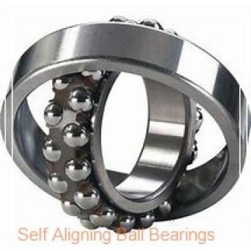 75 mm x 160 mm x 37 mm  NSK 1315 self aligning ball bearings