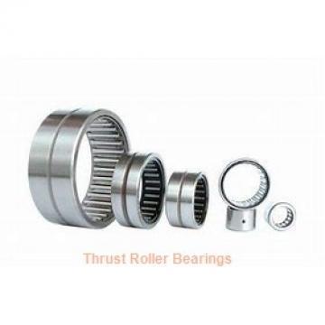 160 mm x 320 mm x 31,5 mm  NBS 89432-M thrust roller bearings