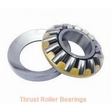 ISO 29418 M thrust roller bearings