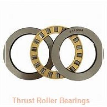 250 mm x 310 mm x 25 mm  IKO CRBC 25025 UU thrust roller bearings