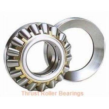 80 mm x 96 mm x 8 mm  IKO CRBS 808 V UU thrust roller bearings