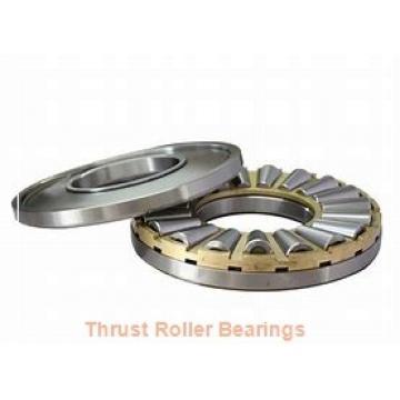 ISO 29396 M thrust roller bearings