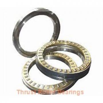 100 mm x 150 mm x 20 mm  ISB CRBH 10020 A thrust roller bearings