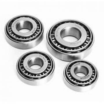 36,512 mm x 93,662 mm x 31,75 mm  NSK 46143/46368 tapered roller bearings