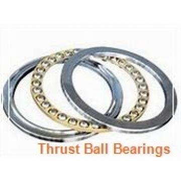 30 mm x 60 mm x 9 mm  NSK 54306U thrust ball bearings