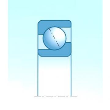 55 mm x 90 mm x 18 mm  NTN 5S-7011UADG/GNP42 angular contact ball bearings