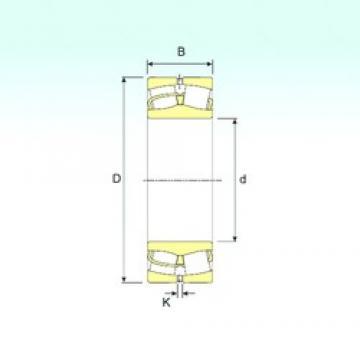 150 mm x 250 mm x 80 mm  ISB 23130 spherical roller bearings