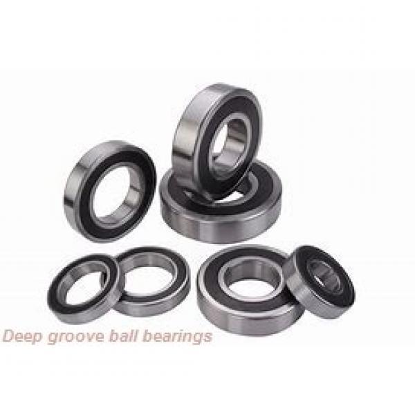 KOYO CT70B deep groove ball bearings #2 image