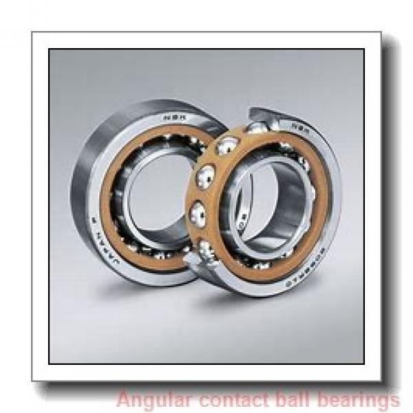 80 mm x 140 mm x 26 mm  CYSD 7216CDF angular contact ball bearings #1 image