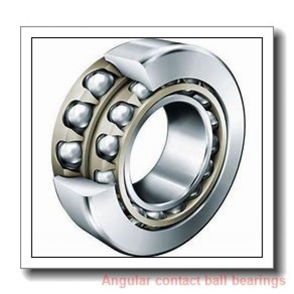 75 mm x 115 mm x 20 mm  NTN 7015UCGD2/GLP4 angular contact ball bearings #1 image
