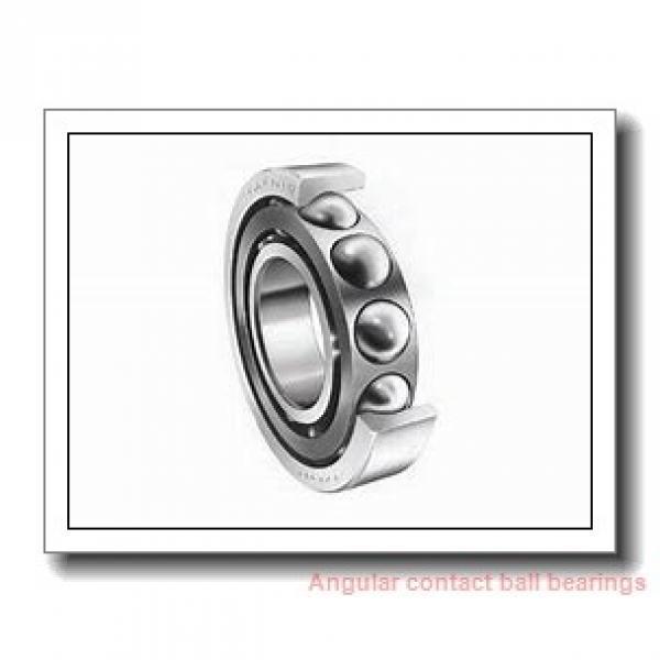 130 mm x 280 mm x 58 mm  NSK 7326 B angular contact ball bearings #1 image